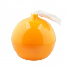 Bomb Style Toilet  Tissue Box  - Orange