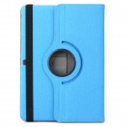 Retourner protection Case Ouvrir PU Slots w / Stand / carte / Stand pour Samsung Galaxy Tab 10.1 Pro T520