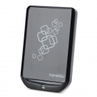 "HANDOU USB 3.0 Hard Disk Drive Enclosure Case for 2.5"" SATA HDD - Black (Max. 750GB)"