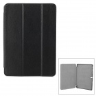T520 Three Fold Protective Flip Open PU Leather Case for 10.1'' Samsung Galaxy Tab Pro - Black