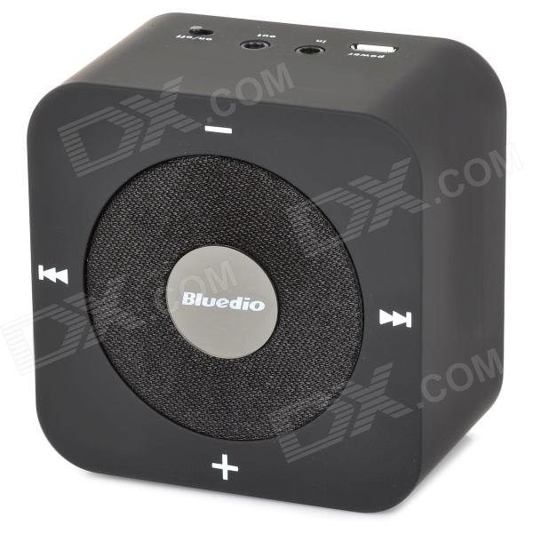 Bluedio BS-1 Wireless Bluetooth V3.0 Speaker - Black