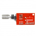 BONATECH Mini 2.0 USB Powered Digital Amplifier Board - Red