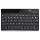 BK992 Mini 7'' Universal 57-key Bluetooth V3.0 Keyboard - Black