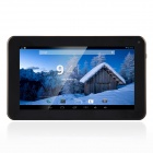 "YEAHPAD BM7 7.0"" Android 4.2 Dual Core Tablet PC w/ Wi-Fi, Dual Camera, 512MB RAM, 4GB ROM - Black"