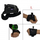 BZ GP93DL2 Hand Strap w/ Screw for Gopro Hero 4/ 3+ / 3 / 2 / 1 / SJ4000 - Black