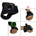 BZ GP93DM Hand Strap Holder for GoPro Hero 4/3+/3/2/1, SJ4000 - Black