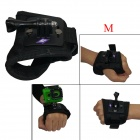 BZ GP93DM2 Hand Strap w/ Screw for Gopro Hero 4/ 3+ / 3 / 2 / 1 / SJ4000 - Black