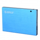"ORICO 25AU3 USB 3.0 Hard Disk Drive Enclosure Case for 2.5"" SATA HDD / SSD - Blue (Max. 2TB)"