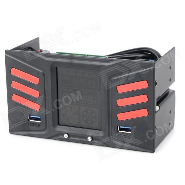 "STW STW-6049 5.25"" USB 3.0 Audio Optical Drive Chassis Front Panel"
