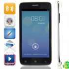 "KVD C2000 MTK6572 Dual-core Android 4.2.2 WCDMA Bar Phone w/ 5.0"" IPS, 4GB ROM, Wi-Fi, FM, GPS"