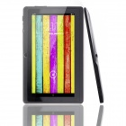 "PORTWORLD A23 7"" Dual Core Android 4.2.2 Tablet PC w/ 512MB RAM, 4GB ROM, Dual Camera - Black"