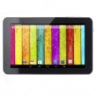 "PORTWORLD A23 9"" Dual Core Android 4.2.2 Tablet PC med 1GB RAM, 8 GB ROM, Dual kamera - hvit"