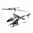YD YD-215 2.4GHz 3.5-CH Wi-Fi R/C Helicopter w/ Camera - Silver Grey + Black + Multi-Colored