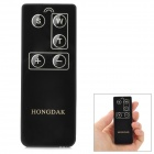 HONGDAK RM-1IR Wireless Remote Controller for Design&Performance - Black (1 x CR2025)