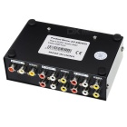 4-TO-1 Multi-Source Audio Video AV Signal Switch