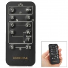 HONGDAK Multifunctional Digital Single Lens Reflex IR Camera Wireless Remote Controller (1 x CR2025)