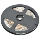 48W 100lm 300-3528 SMD LED Blue Light LED Strip - White (DC12V / 5M)