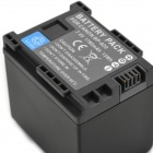 PER.BP-820 7.4 v 1780mAh batteria litio per Canon BP-820 - nero