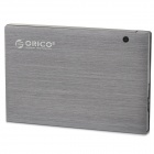 "ORICO 25AU3 USB 3.0 Hard Disk Drive Enclosure Case for 2.5"" SATA HDD / SSD - Grey (Max. 1B)"
