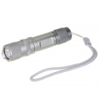 Uniquefire S10 Cree R2-WC 220-Lumen LED Flashlight - Grey (1*AA/1*14500)