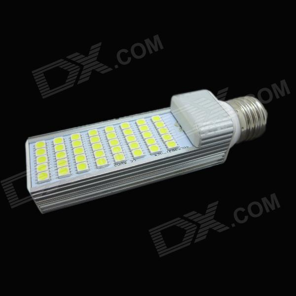 E27 8W 200lm Cold White Light 40-SMD 5050 LED Bulb (AC 85~265V)