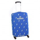NH8093 Carolina Ultrasound Elasticity Suitcase Sets - Blue (L)