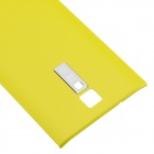 DOOGEE TURBO DG2014 Replacement Battery Back Cover Case - Yellow