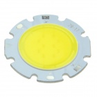 KindFire 3W 290lm 6500K COB LED White Light Source Module - White + Yellow (9~10.2V)