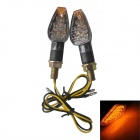 Dual Sport Arrow 5-LED 112lm Motorcycle Bike Turn Signal Light (2 PCS)