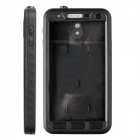 Redpepper Ultra-Thin Waterproof Dirtproof Snowproof Protective Case for Samsung Galaxy Note 3 -Black