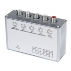 E400052 XY-3101 All Round View Car Camera Control Box - Silver