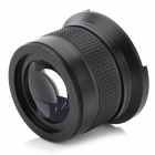 58mm 0.35X Super Wide Angle Fisheye Macro Lens for Canon - Black