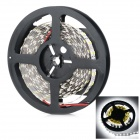 144W 5800lm 600-SMD 5050 Cool White Light Strip (12V / 5m)