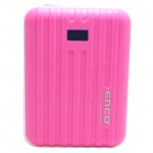 "ENCO ""12000mAh"" Power Source Bank w/ Digits Display for IPHONE / IPAD / Cell Phone / MP3 - Pink"