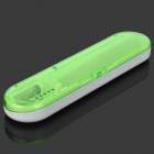 OEM AT-09 Toothbrush Sterilizer - Green + Off-White