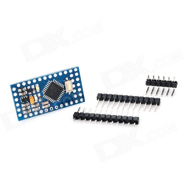 ATMEGA328P 5V / 16M Board Module w/ PIN Header Connectors - Blue