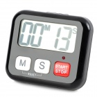 "CS-029 2"" Big Screen Digital Timer - Black (1 x AAA)"