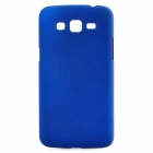 Protective PC Back Case for Samsung G7106 - Dark Blue