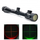 KANDAR 10-42E 10X 42mm P4 Cross Reticle Gun Aim Sight for M4 / M16 + More - Black