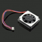 BONATECH DC5V 0.2A Laptop Cooling Fan - Black + Silver