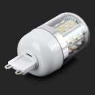 G9 4W 300lm 78-SMD 3014 LED Warm White Light Candle Lamp (AC 85~265V)