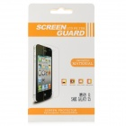 Protective PVC Clear Screen Guard Film for Samsung Galaxy S5