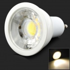 GU10 3W 350lm 3500K Warm White Spotlight (AC 85~265V)