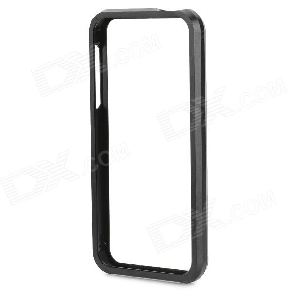 Protective Push-to-disassemble Aluminum Alloy Bumper Frame Case for IPHONE 5 / 5S - Black la46b610a5r ssb460h16v01 l inv46b16f used disassemble