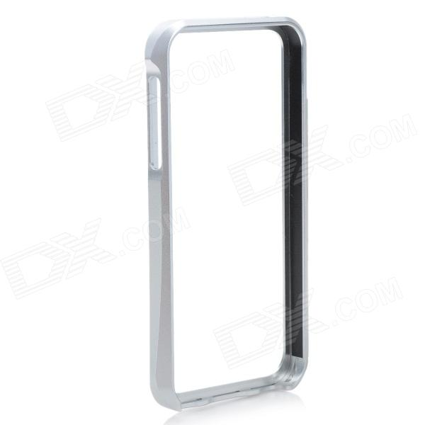 Protective Push-to-disassemble Aluminum Alloy Bumper Frame Case for IPHONE 5 / 5S - Silver la46b610a5r ssb460h16v01 l inv46b16f used disassemble
