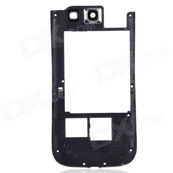 Фото Repair Part Replacement Medium Plate Bezel for Samsung Galaxy S3 i9300 - Black стилус other apple ipad samsung galaxy s3 i9300 21 eg0628