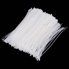 YDS-200M 4 x 200mm Self-Locking Nylon Cable Tie Wraps - White ( 500 PCS)