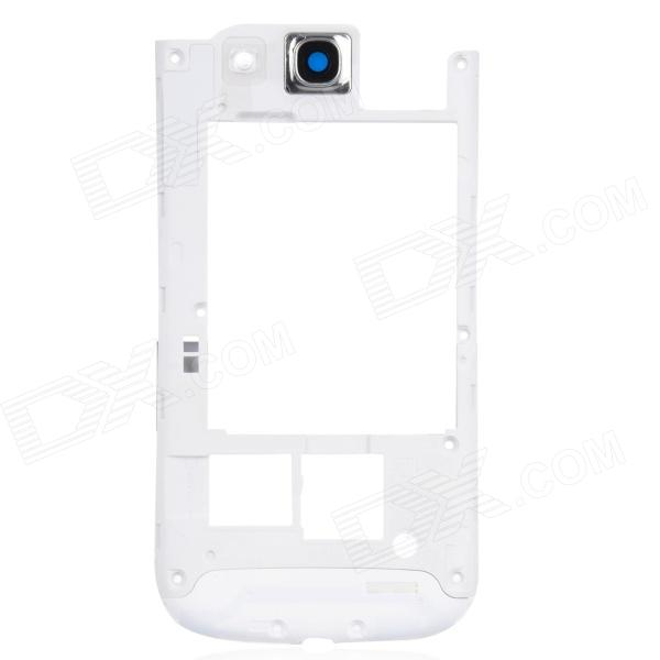 Фото Repair Part Replacement Medium Plate Bezel for Samsung Galaxy S3 i9300 - White стилус other apple ipad samsung galaxy s3 i9300 21 eg0628