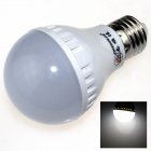 ZHISHUNJIA E27 7W 580LM 6000K 21-SMD 2835 LED White Light Bulb (AC 85~265V)