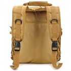 SW3068 Multifunction Tactical 600D Oxford mochila de nylon Saco - Khaki + preto (30L)